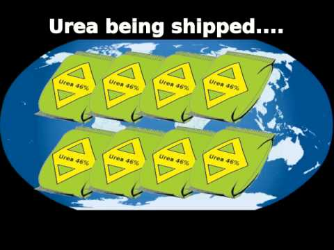 Urocoin, the story of a commodity for urea