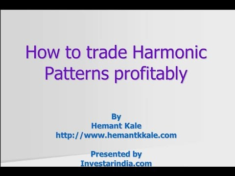 How to trade Harmonic Patterns profitably