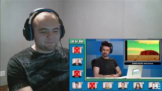 YouTubers React to Try to Watch This Without Laughing or Grinning #20 REACTION