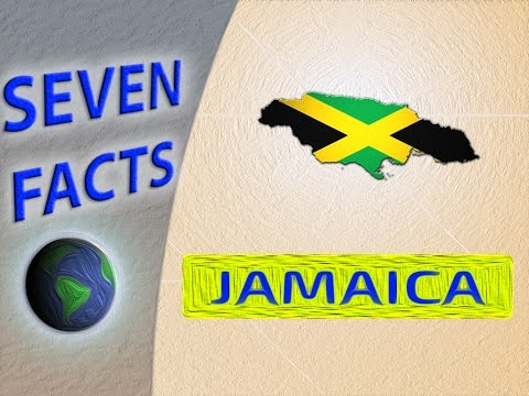7 Facts about Jamaica