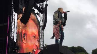 GUNS N ROSES WELCOME TO THE JUNGLE SLANE 2017