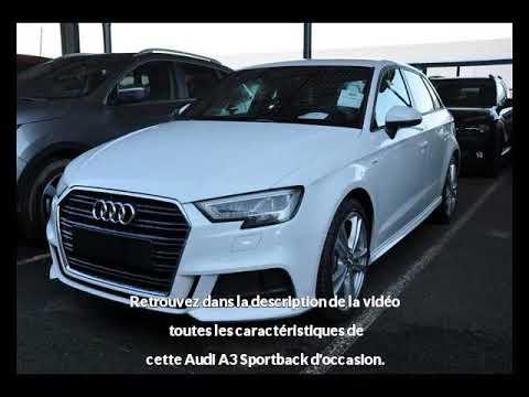 Audi A3 A Vendre >> Audi A3 Sportback 2 0 Tdi 150ch S Line 8cv A Vendre A Chambery Chez Vpnautos