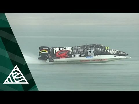 F1 Powerboat Racing in Qatar