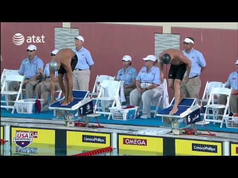 Men's 200m Breaststroke A Final   2011 ConocoPhillips National Championships
