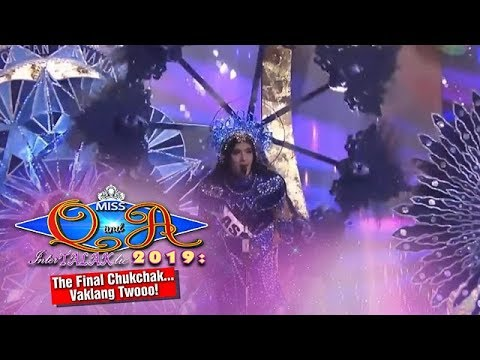 It's Showtime Miss Q & A Grand Finals: Candidates give their final chukchak (Part 1)