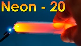 Neon - The Most INERT Element On EARTH!