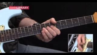 Rory Gallagher - Tattoo'd Lady lesson (Rhythm Parts)