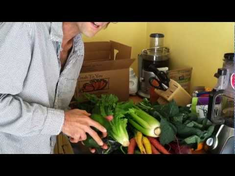 Farm Fresh to You. UnBoxing of Fresh Organic Fruits and Vegetables
