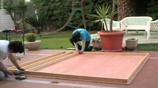 Building A Miniramp
