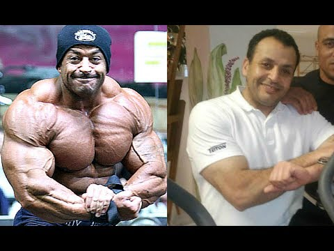 Mustafa Mohammad: The Cost of Bodybuilding