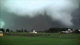 HUGE Hackleburg Tornado, April 27, 2011, EF-5 at Athens / Madison