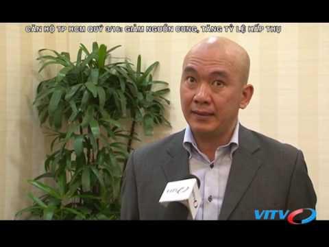 [VITV] Căn hộ TP HCM Quý 3/2016: Giảm nguồn cung, tăng tỷ lệ hấp thụ