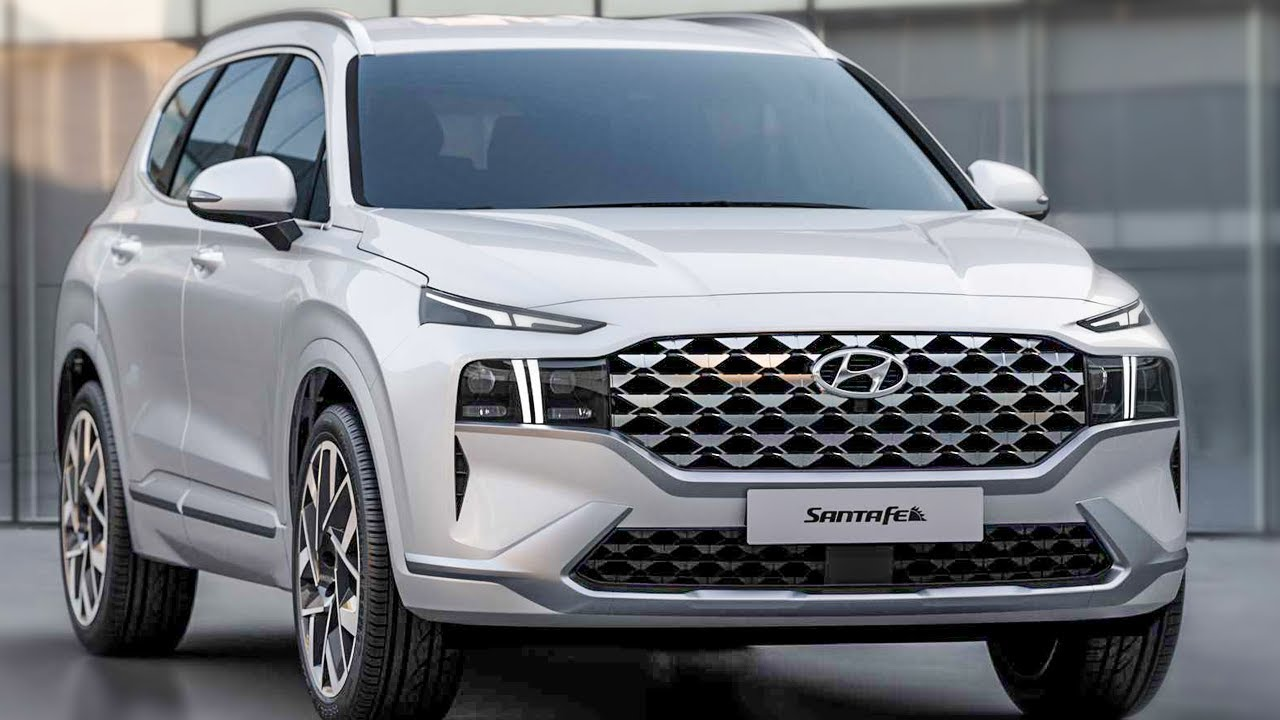 New 2021 Hyundai Santa FE - REVIEW (Interior, Exterior)