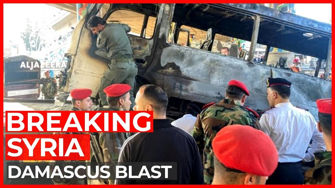 Download Bomb attack kills 13 Syrian military personnel: state media