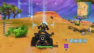 Locations Of All Vehicle Time Trials In Fortnite Off The Hill Magazine