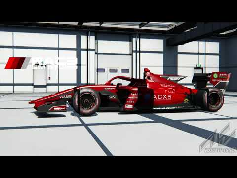 Sim Racing Supremacy! - Race Sim Studio's Formula RSS Supreme