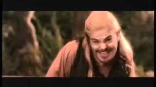 MTV MOVIE AWARDS 2002 - The Lord Of The Rings (Parody)