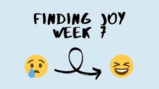 Finding Joy: Week 7 on Compassion