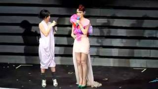 一个像夏天一个像秋天-范玮琪孙燕姿 北京演唱会