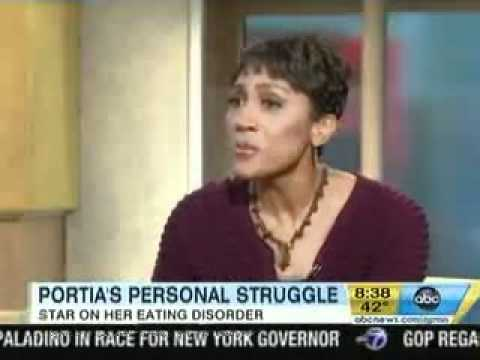 Portia De Rossi Discusses Unbearable Lightness On GMA 11.3.10   YouTube