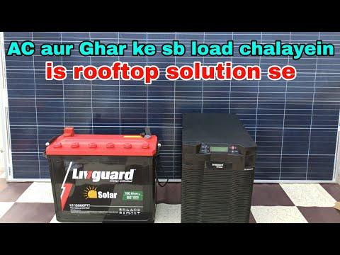 Livguard solar solution