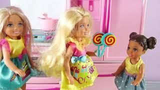 Rodzinka Barbie - Chora Zosia. Wizyta u lekarza. Bajka dla dzieci po polsku Odc. 64 the Sims 4