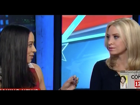 Angela Rye refuses to let Kayleigh get away with stretching the truth on Trump's immigrant ban