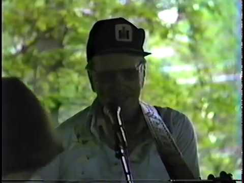 Adams & Company at the beer garden in Crete Park, IL. May 25, 1986 pt.2 & Adams Cemetery