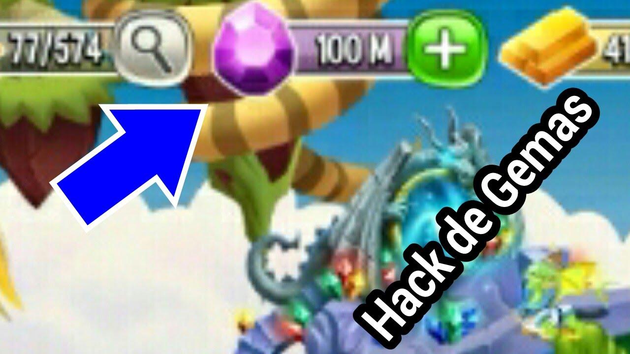 Hack De Dragón City 100 Gemas Por Día Actualizado Youtube