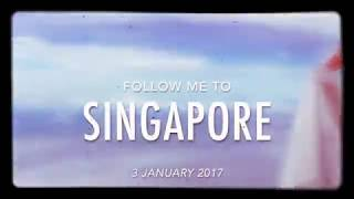 Travel Vlog SINGAPORE