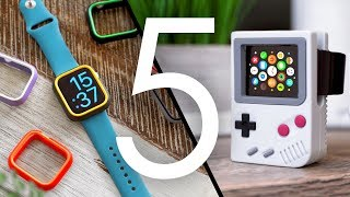 TOP 5: Die coolsten Apple-Watch Gadgets! - felixba