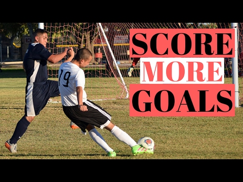 Soccer Tips For Forwards - How To Score More Goals In Soccer