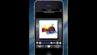 Online Radio Recorder/Stream/Listener iPhone Apps Source Code
