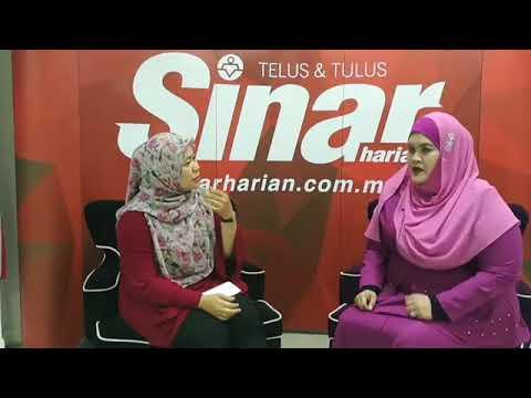 Aishah GV4 - 1 Jan 2018 - Sinar Harian Online FB Live @sinarharian
