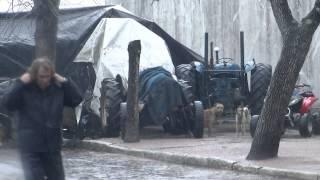 Desplazados en siete departamentos por inundaciones; Durazno el más afectado