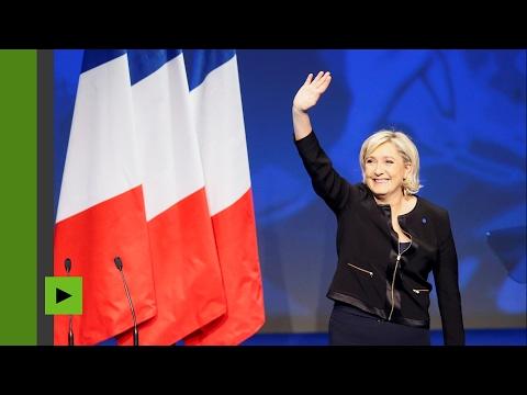 Marine Le Pen lance sa campagne avec un grand discours (Direct du 5.02)