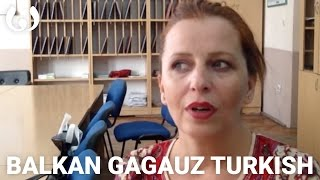 WIKITONGUES: Suna speaking Balkan Gagauz Turkish
