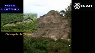 Une Nouvelle Pyramide découverte au Mexique