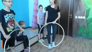 Евсеева Ирина, детский фитнес — Onfit Awards 2014