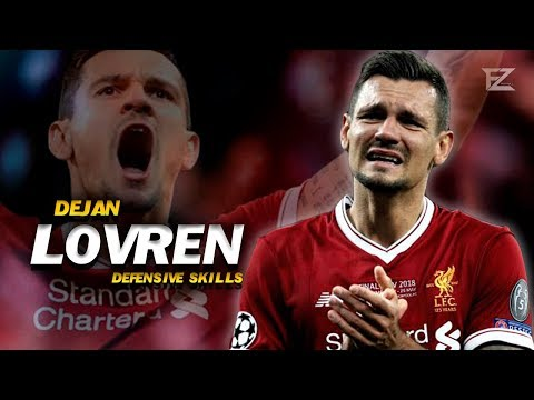 Dejan Lovren 2018 ▬ Amazing Tackles & Defensive Skills || HD