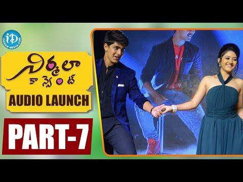 Nirmala Convent Audio Launch Part 7    ...
