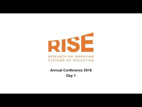 RISE Annual Conference 2018 | RISE Programme