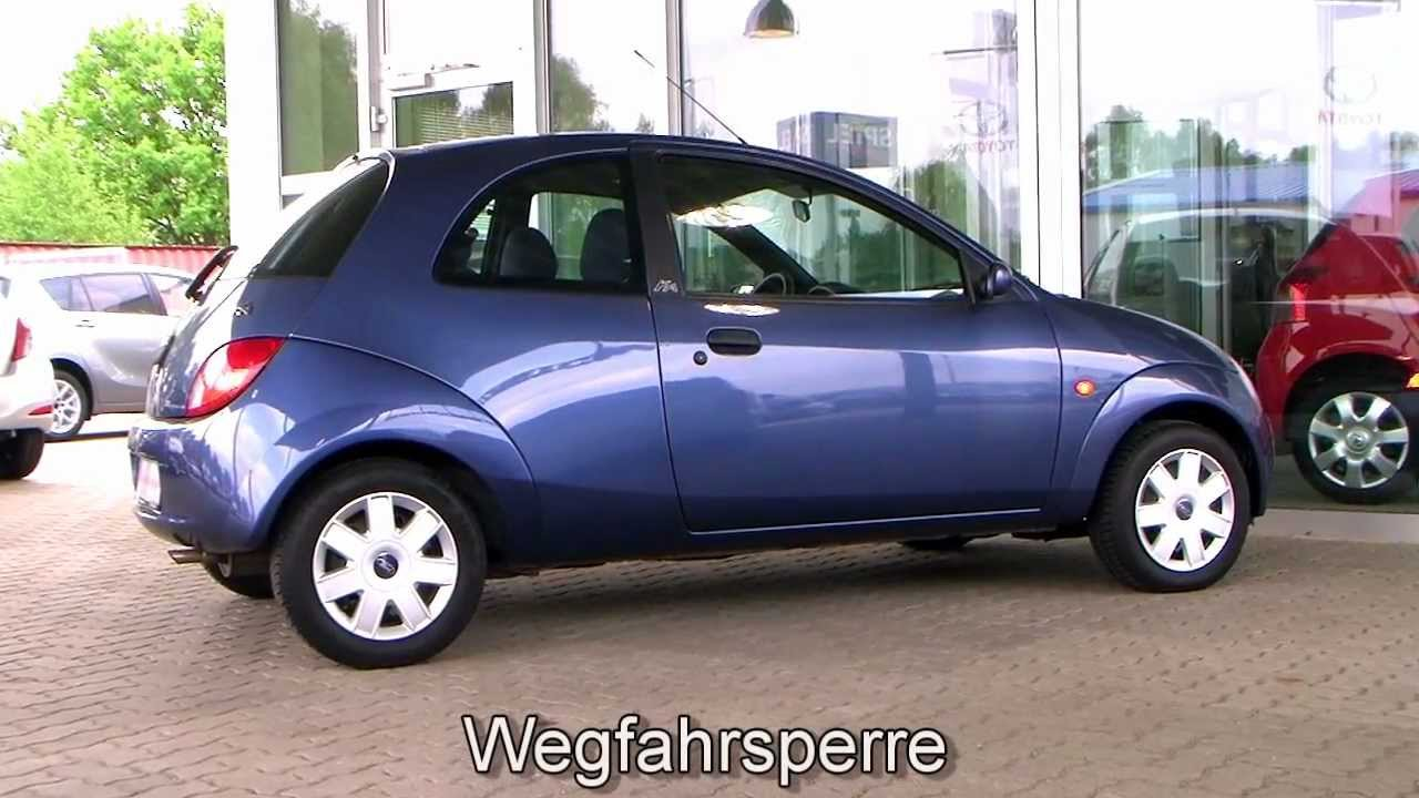Ford Ka   Viva X  Jeans Metallic J Www Autohaus Biz Suklueneburg