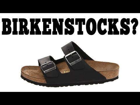 Birkenstocks?