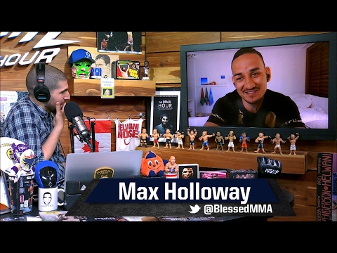 Max Holloway: Jose Aldo 'Don't Want to Fight' When He Taunted Him at UFC 212