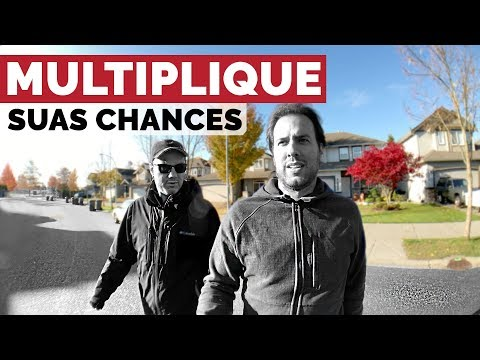 MULTIPLIQUE SUAS CHANCES: TI NO CANADÁ