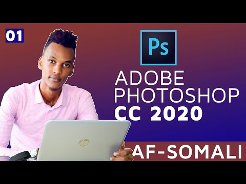 Adobe Photoshop Cc 2020 Full Course Graphic Designe | Part 1 | 2020