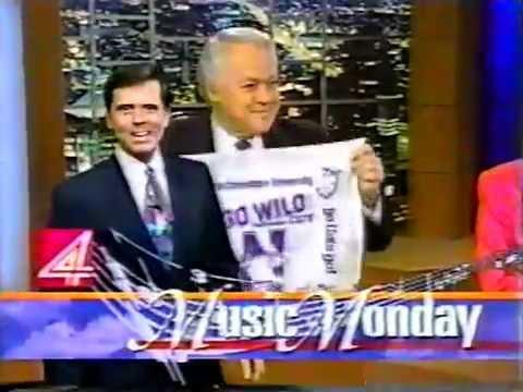 WDIV Channel 4 Detroit November 20, 1995 Weather Excerpt