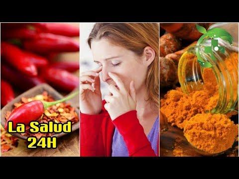 remedios caseros para eliminar los polipos nasales