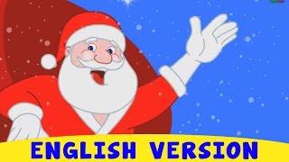 jingle bells | Canções de Natal | Christmas Carols in English | Happy Christmas | Kids Music